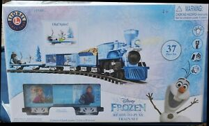 Disney's Frozen Remote Control Train Set Ready to Play by Lionel  Ages 3 & up