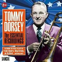 Tommy Dorsey - The Essential Recordings (NEW 2CD)