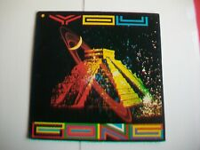 GONG - YOU - UK LP - 1ST PRESS - 1973, VIRGIN V2019 - SPACE ROCK.