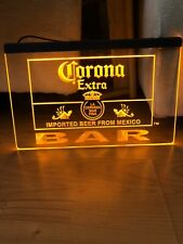 Corona Extra Bar Led Neon Light Sign 8x12