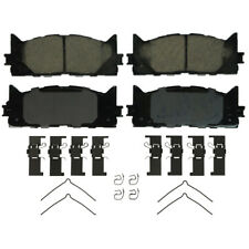 Disc Brake Pad Set Front Federated D1293C
