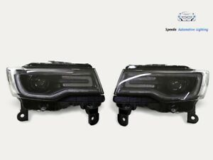 SCHEINWERFER JEEP GRAND CHEROKEE XENON RECHTS LINKS; KOMPLETT! TOP ZUSTAND !!