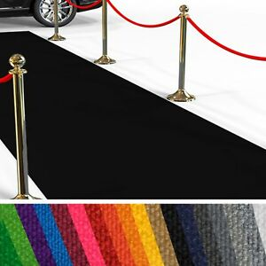 Premium VIP-Teppich, Messeteppich, Eventteppich, Hochzeitsläufer | Viele Farben