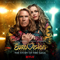 Eurovision (Motion Picture Soundtrack) - New CD Album