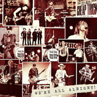 Cheap Trick : We're All Alright! CD Deluxe  Album (2017) ***NEW*** Amazing Value
