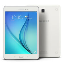 EX DEMO | Samsung Galaxy Tab A 8-Inch 16GB | White | Unlocked