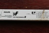 Philips HF-Performer II Fluorescent Ballast for 2x80w TL5 tubes or PL-L lamps