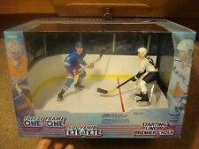 Wayne Gretzky v Pavel Bure - Edmonton Oilers Vancouver Canucks - Starting Lineup