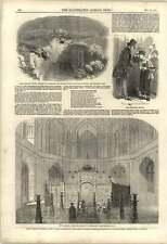 1851 Shoe Black Brigade Moving Diorama Pool Of Siloam Taj Mahal