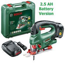 2.5ah VERSION-Bosch PST18 Li Cordless Jigsaw 0603011072 3165140740012 #