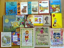 16 teils uralte Kinder-Jugend-Bücher teils stark gebraucht, u.a. SCHACHTELHANNES
