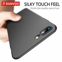 Ultra Thin Slim Fit Non-Slip Matte Surface Hard PC Case For iPhone 7 8 Plus X