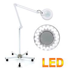 Kaltlicht Lupenleuchte Lupenlampe 5 Dioptrien Make-up LED 127mm Glaslinse BSB