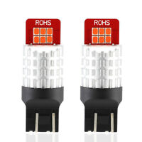 2x1157//BAY15D P21//5W 2835 15 LED Auto Licht Lampe Canbus Bremslicht leuchte Rot