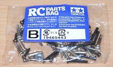 Tamiya 56301 King Hauler/Metallic/Black, 9465443/19465443 Screw Bag B, NIP