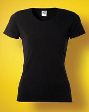 Damen-T-Shirts in Größe XS aus Baumwollmischung keine Mehrstückpackung