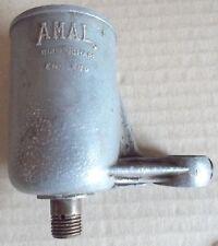 Amal 276 Pre Monobloc Float Chamber 1DB/M Right Hand 7° BSA A10  Ariel FH  1954