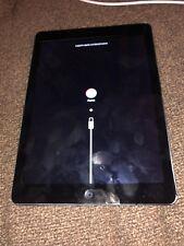 Apple iPad Air 1 16GB - 64GB, Wi-Fi only 9.7in - gray / black SN: DMPMGRZ1FK11