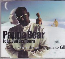 Papa Bear-When The Rain Begins To Fall cd maxi single