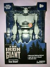 The Iron Giant 12 Inch Walking Action Figure Lights & Sounds *New*