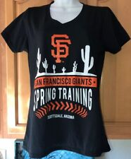 Gently Used Women's SF GIANTS Spring Training T-Shirt, Size Small