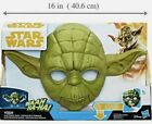 Star Wars The Empire Strikes Back Yoda Electronic Halloween Mask Christmas Toy