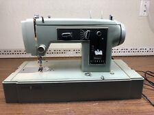 Sears Kenmore sewing machine Model 5186 with carrying case cover