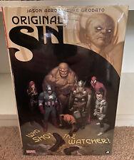 Original Sin - Jason Aaron & Mike Deodato OHC New/Sealed - Marvel Hardcover Thor