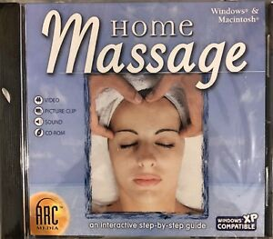 Home Massage Pc Brand New Win10 8 7 XP 80 Minutes Of Video Registered Therapist