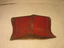 Louis Marx and Co. Snowplow Toy tractor Pressed Steel Nice Original Part