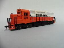 USA  Atlas/ Roco 4-achs. Diesellok GP40 der Illinois Central RR., gebraucht