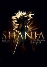 SHANIA TWAIN - STILL THE ONE - LIVE FROM VEGAS  DVD NEU