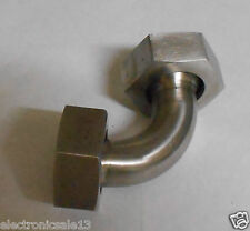 "stainless steel hygienic food grade pipe elbow 1"" pipe fitting pipe bend"