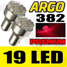 1156 382 343 BAYONET BULB 19 LED SUPER BRIGHT TAIL SIDE LIGHT 12V P21W CAR