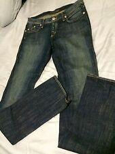 "Rock & Republic ""Stella"" Tabloid Straight Leg Jeans, New Without Tags, 29"