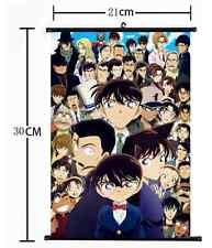 Japan Anime  Detective Conan meitanteikonan Wall Scroll Home Decor cosplay 891
