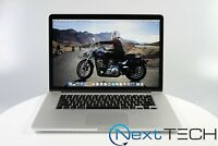 "2015 Apple Macbook Pro Laptop 15"" 2.8 Ghz- 4.0Ghz i7 16GB HUGE 1TB SSD DUAL GPUs"