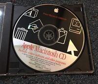 Apple Macintosh Power Macintosh 5260/100 Restore System CD OS 7.5.3 FREE SHIP!