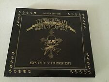 Spirit On a Mission Michael Schenker's Temple of Rock 1 CD 1 DVD GERMANY MINT