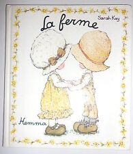 SARAH KAY - LA FERME // ED. HEMMA 1978