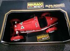 Burago 1/18 - Alfa Romeo 8C 2300 Monza 1931 Model 3014