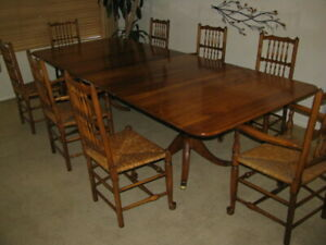 American Cherry Dining Table Antique Tables For Sale Ebay