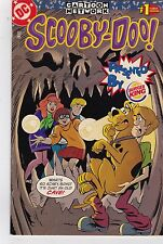 Cartoon Network Scooby-Doo #1 Burger King Giveaway G/VG 3.0 2002 DC RARE
