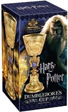 Harry Potter Collectors Wizard Albus Dumbledore's Cup Authentic Prop Replica New