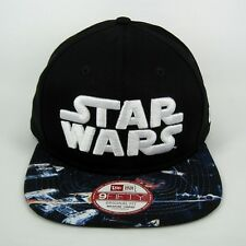 New Era Cap Men's Star Wars Space Battle Graphic Visor 950 Snapback Hat - M/L