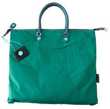 Borsa GABS a spalla G3 large trasformabile made in Italy verde smeraldo 44x37 cm