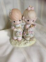 Precious Moments To My Forever Friend 1985 Enesco