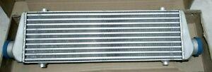 Intercooler universale maggiorato frontale 690x14x65mm per fiat,alfa,audi,punto,