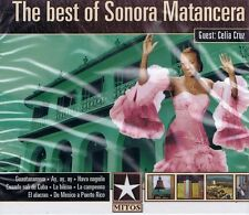 MUSIK-CD NEU/OVP - Sonora Matancera - The Best Of - Guest: Celia Cruz