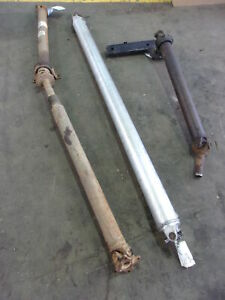 98-11 Lincoln Town Car Rear Drive Shaft Assembly 95K OEM